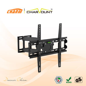 "TV Bracket Wall Mount for 32""-70"", Classic Series Full Motion TV Mount (CT-WPLB-1002) pictures & photos"