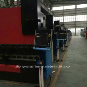 Hydraulic Press CNC Folding Machine Pbh-100ton/2500mm pictures & photos