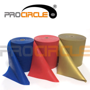 Crossfit Wholesale High Quality Resistance Band Roll (PC-RB1026) pictures & photos