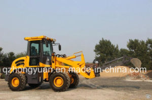 Best Seller Zl16f Mini Wheel Loader Earth Moving Machinery with Ce for Sale Low Price pictures & photos