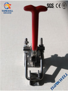 Stainless Steel Base Quick Release Toggle Link Clamp pictures & photos
