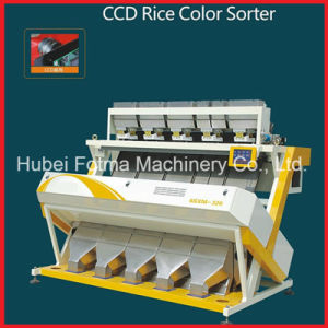 High-Speed Multifunctional Color Sorting Machine, CCD Rice Color Sorter pictures & photos