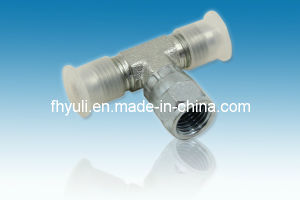 Hydraulic Male Coupling Adapter Quick Connectors