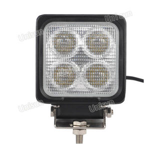 "Unisun 5"" 12V 40W LED Tractor Flood Work Light pictures & photos"