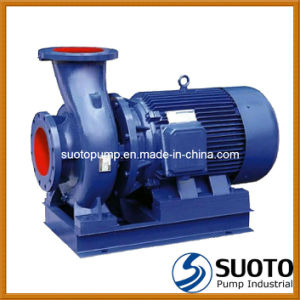 Horizontal Single Stage Centrifugal Jet Pump (ISW) pictures & photos