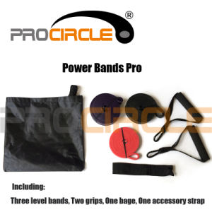 Wholesale Door Gym Resistance Band Set (PC-RB1059) pictures & photos