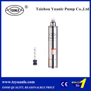 "4"" High Pressure Deep Well Submersible Screw Water Pump (QGD)"