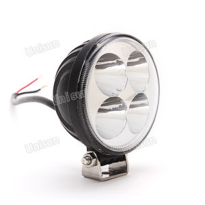 Cheap Auxiliary 12V 3inch 12W LED Car Light pictures & photos
