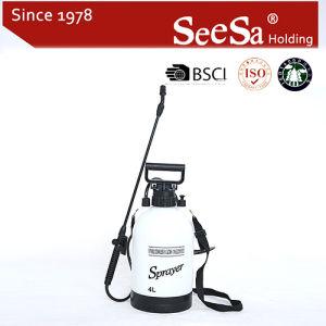 4L Garden Pressure Hand Compression Manual Shoulder Sprayer (SX-CS4E) pictures & photos