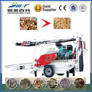 Export to Overseas Spare Part Trees Wood Hammer Mill Machine pictures & photos