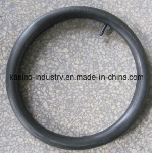 High Quality Natural Rubber Inner Tube for Bike Size 16X2.125 pictures & photos