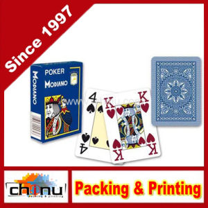 Modiano Poker Cristallo Jumbo Index Plastic Playing Cards (430148) pictures & photos