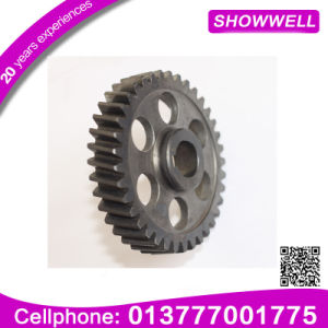 Factory Professional Manufacturer Top Quality Double Spur Gear From China Planetary/Transmission/Starter Gear pictures & photos