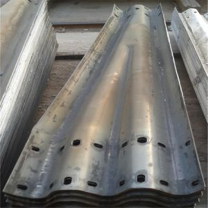 W Steel Beam or Thrie Beam for Highway Flexrail pictures & photos