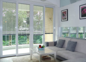 Tempered Glass with Shutter Inside (Electrically Controlled)