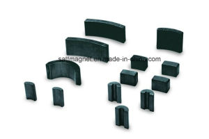 Ferrite Magnet for Household Appliance Motors pictures & photos
