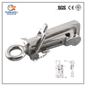 Stainless Steel Chain Stopper, Bow Chain Stopper pictures & photos