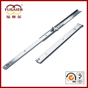 Furniture Hardware 35mm Single Extension Drawer Slides pictures & photos