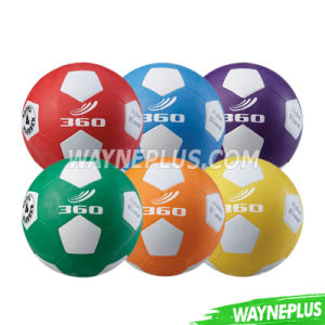 Colorful Rubber Soccer Toys 0405045