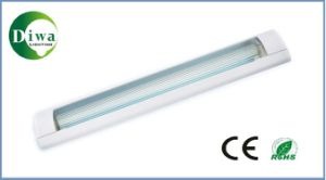 T8 Fluorescent Fitting with Reflector, CE Approved, Dw-T8FF pictures & photos
