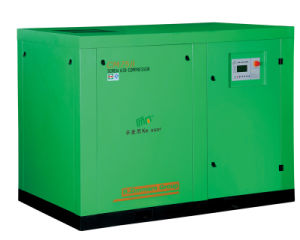 Oil Free Screw Air Compressor of Water Lubrication 75kw 100HP pictures & photos