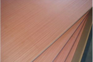 Engineered Veneer Sapele pictures & photos