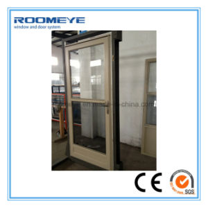 Roomeye Aluminium Storm Door Full View or Self Storing Storm Door pictures & photos