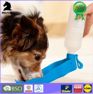 Portable Feeding Dog Water Bottle pictures & photos