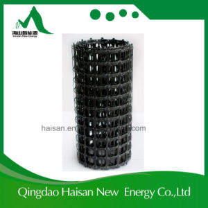 45kn Plastic Polypropylene PP Uniaxial Biaxial Triaxial Geogrids for Road Construction pictures & photos