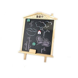 Wooden Chalkboard, Black Board, Kids Toy pictures & photos