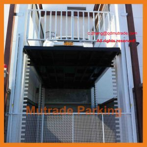 China Car Parking System Automatic Car Elevator pictures & photos