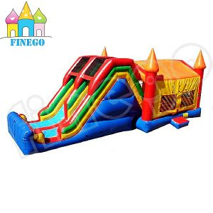 Party Rental Inflatable Bouncer Slide pictures & photos