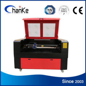 CO2 Laser Automatic Leather Cutting Machine pictures & photos