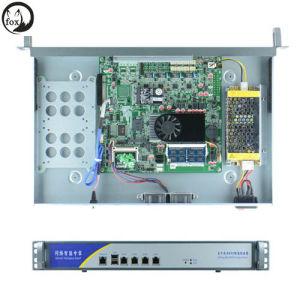 1u 1037u Firewall Server, 1u 1037u Based 4*LAN Bypass Server pictures & photos