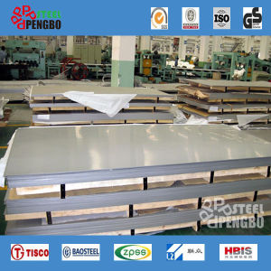 304 316 Stainless Steel Plate in Stock pictures & photos
