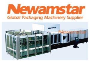 Still Water Blowing-Filling-Capping Machine