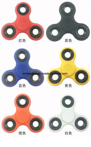 Metal Aluminum Tri Spinner Fidget Toy Hand Spinner for Adults Kids pictures & photos