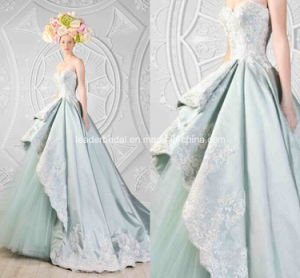 Taffeta Ball Gowns Lace Sweetheart Tulle Ball Gowns Z5073 pictures & photos