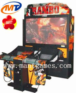 Rambo Shooting Game Machine for Theme Park pictures & photos