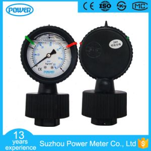 63mm Plastic Case Diaphragm Pressure Gauge pictures & photos