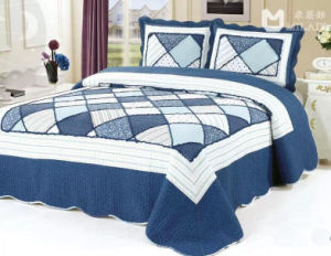 2015 New Cotton Patchwork Bedsheets pictures & photos