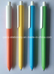 2015 New Design Plastic Ball Pen for promotion (P1033) pictures & photos