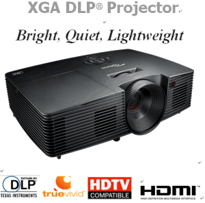 Xga Multimedia Video Projector with Multi-Language Selection pictures & photos
