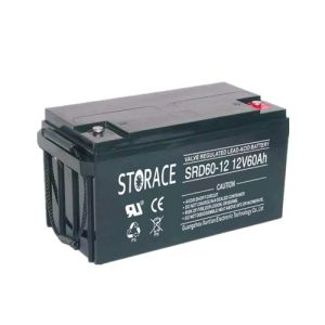 Solar Battery SRD60-12 12V60ah Deep Cycle Battery 12V 60ah pictures & photos