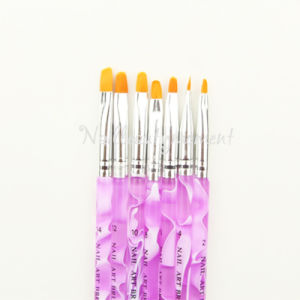 Wholesale Nail Gel Brush Kit Manicure Beauty Tool (B003) pictures & photos