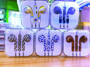 Colorful Apple Earpods for iPhone 5 Earphone in Ear pictures & photos