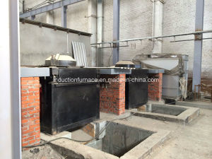 Coreless Medium Frequency Induction Melting Furnace (GWG-J) pictures & photos