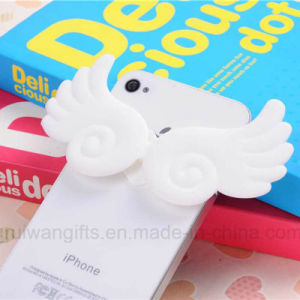 Angel Wings Phone Stand for Mobile Phone Holder (MPS004) pictures & photos