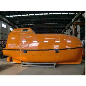 5m Marine Totally Enclosed Life Boat/Rescue Boat 20 Person Capacity pictures & photos