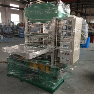 Lab Vulcanizer Rubber Moulding Press with Ce Certification pictures & photos